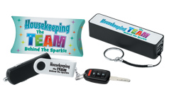 View our International Housekeeping appreciation technology products