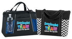 Click here to see our International Housekeepers Week tote bags
