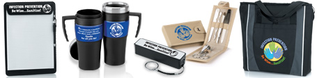 recognize infection prevention professionals for providing hygienic care with our appreciation gifts