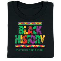 Black History Personalized T-Shirt