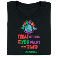 Treat Others the Way You Want to Be Treated Personalized T-Shirt