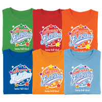 We Came To Play Field Day personalized t-shirts