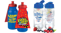Library incentives, library drinkware, library waterbottles, library stadium cups