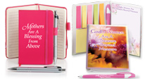 mothers appreciation stationery gifts such as notepads, magnetic frames, journals and more. mothers recognition stationery gifts such as notepads, magnetic frames, journals and more that will inspire faith and love