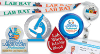 Click here to see our Medical Lab Professionals Week lapel pins.