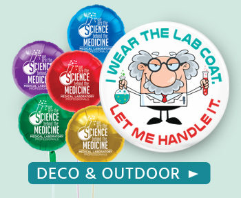 Shop Medical Lab Professionals decorations, perfect for your event. shop our outdoor med lab collection