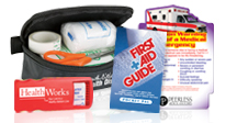 Click here to see our First Aid/911 Emergency products.