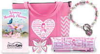 Click here to see extensive selection of Breast Cancer Awareness products.