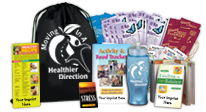 Click here to see our extensive selection of Workplace Wellness educational tools and incentives