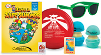 Click here to see our Sun Safety products