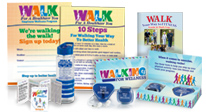 Click here to see our Walking For Wellness products