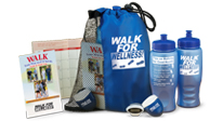 Click here to see our Walking for Wellness products.