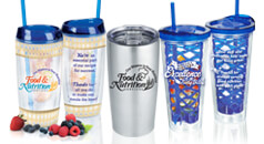 Shop our Healthcare Food Service appreciation Tumblers, Water Bottles and more