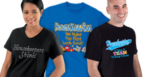 Check out our stylish Healthcare Housekeeping T-Shirts & Polos.