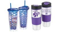 Nursing home staff appreciation drinkware gifts. Nursing home staff recognition drinkware products