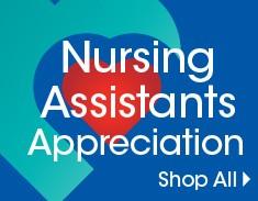 Shop all nursing assistants appreciation gifts, celebrate Nursing Assistants week