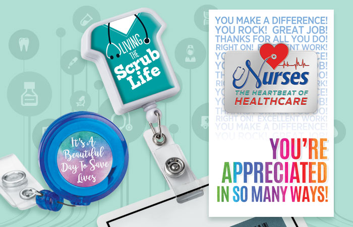 Nurses Recognition and appreciation Lapel Pins & Badge Holders gifts