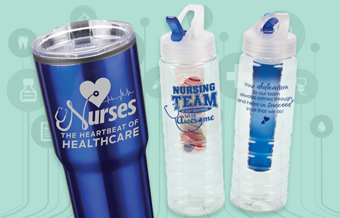 nurses appreciation drinkware gifts