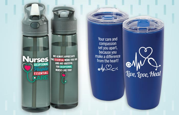 nurses recognition and appreciation drinkware gifts