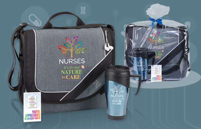 Nurses Recognition and appreciation Gift Sets & Raffle Packs