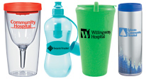 Distinctive drinkware:  On trend, popularly priced & always in demand.