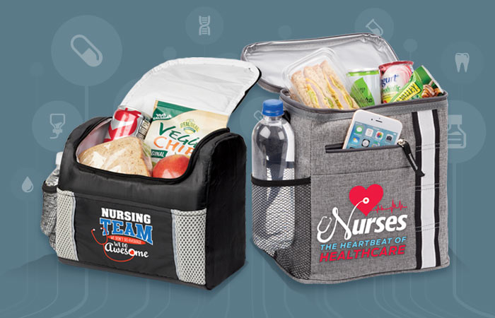 Nurses lunch bags, backpacks, coolers gifts and more