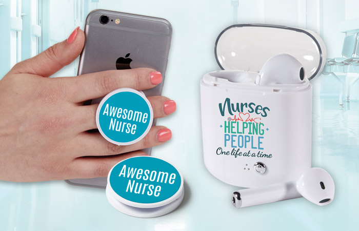 Nurses Recognition and appreciation Tech Gifts