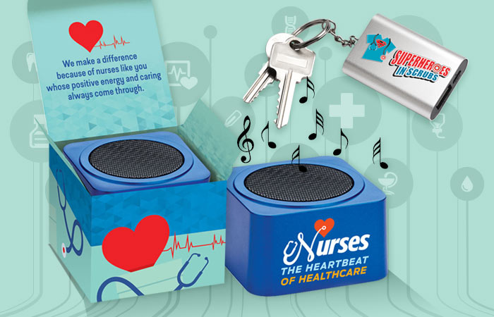 Nurses Recognition and appreciation technology gifts