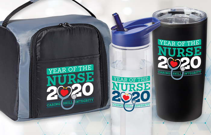 Year of the Nurse 2020 appreciation gifts coming soon