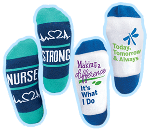 Nurses and nursing assistants water bottle gifts