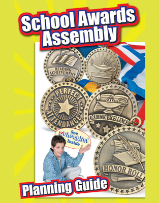 School Award Assembly Planning Guide Download PDF