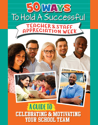 50 Ways To Hold A Successful Teacher & Staff Appreciation Week PDF