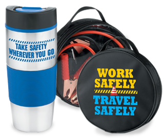 A safe workplace begins with safe travel to the workplace.