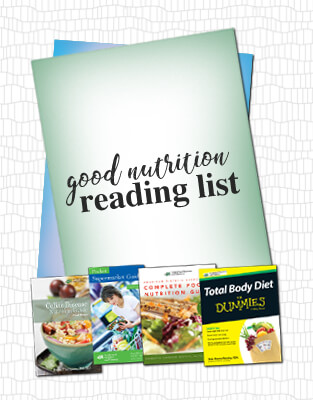 Good Nutrition Reading List PDF