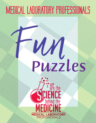 NEW Med Lab Fun Puzzles download