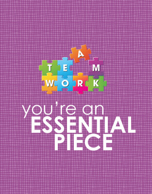 Teamwork: You're An Essential Piece PDF