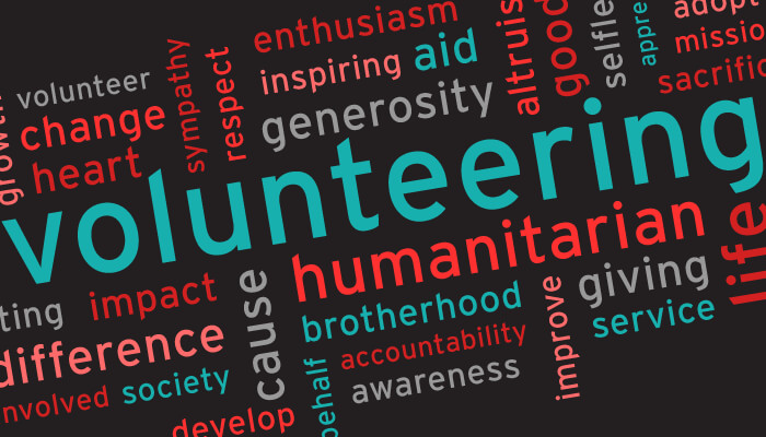The Changing Face of Volunteerism