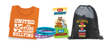 bully prevention products, bully prevention school ideas, awareness tools, educational tools