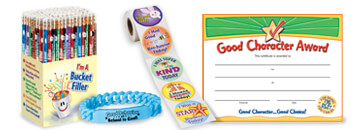 tools to teach students to be safe, respectful, responsible and ready to learn by promoting good behavior