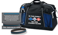 police appreciation gifts, law enforcement appreciation gifts
