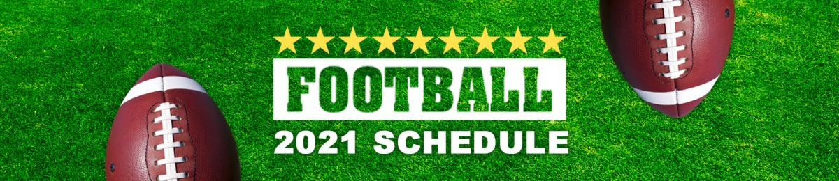 Pro Football Schedules from Positive Promotions