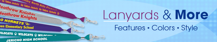 Lanyards from Positive Promotions