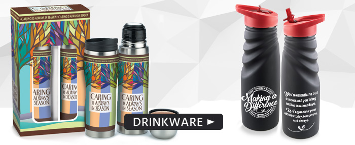 Shop Our Employee Recognition and Appreciation Tumblers, Travel Mugs & Water Bottles