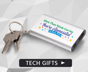Shop our Employee Recognition Technology Gifts, including laptop bags, tablet portfolios, flash drives & more.