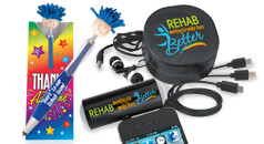 Shop all of our physical therapy recognition and rehab awareness pens and tech items.