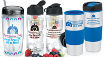 respiratory staff drinkware recognition gifts. Appreciate your respiratory team by celebrating their efforts with our tumblers, water bottles and more
