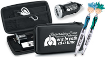 respiratory staff tech accessories recognition gifts. Appreciate your respiratory team by celebrating their efforts with our tech accessories products