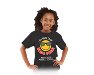 Make Red Ribbon Week exciting with our themed t-shirts with Drug and Bully Free messages. Add your logo, name and message too.