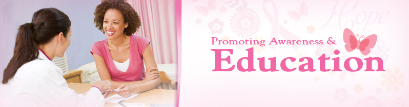 Promoting Awareness & Education During Breast Cancer Awareness Month