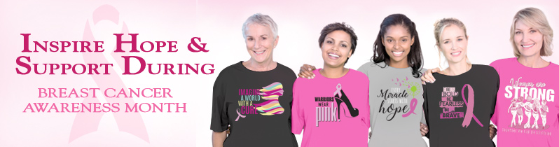 Inspire Hope & Support During Breast Cancer Awareness Month